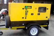 Generator Hire in the UK