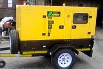 Generator Hire in the UK