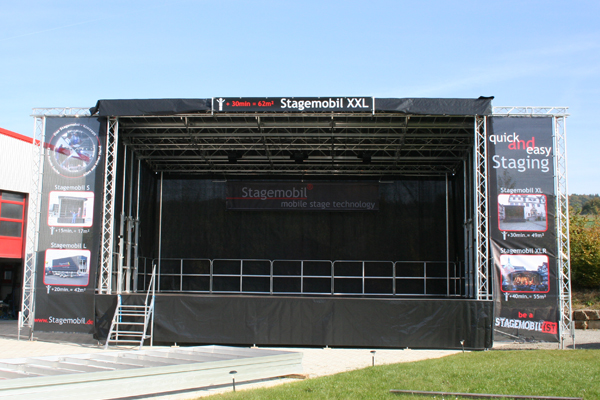 10m x 6m Stage for Hire